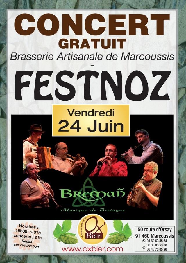 affiche concert 24 juin 2016