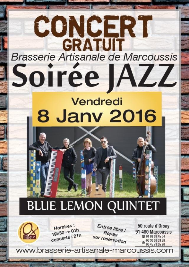 affiche concert 8 janv 2016